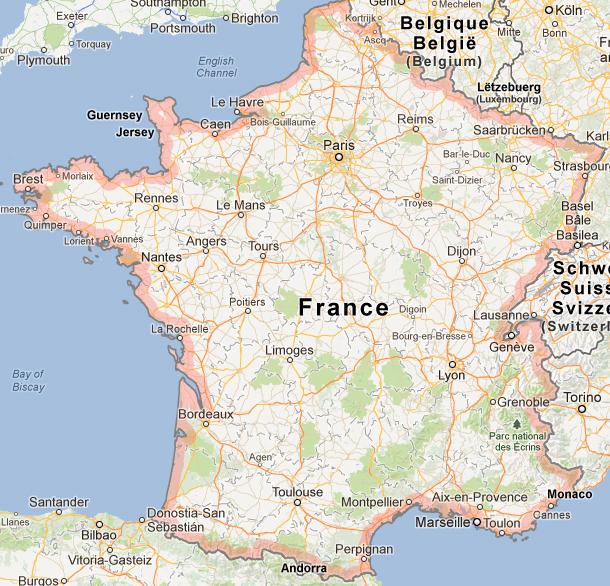 Umzug Wien Frankreich Paris - Nizza - Lyon - Marseille oder Bordeaux
