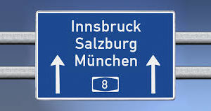 Umzug Wien München
